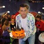Детско парти за хелоуин