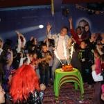 Детско парти за хелоуин 2015