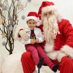 Дядо Коледа у дома!
