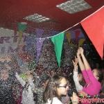 снежно парти в Детски център Парти Миро