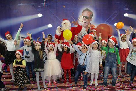 безплатни коледни партита в детски център ПартиМиро