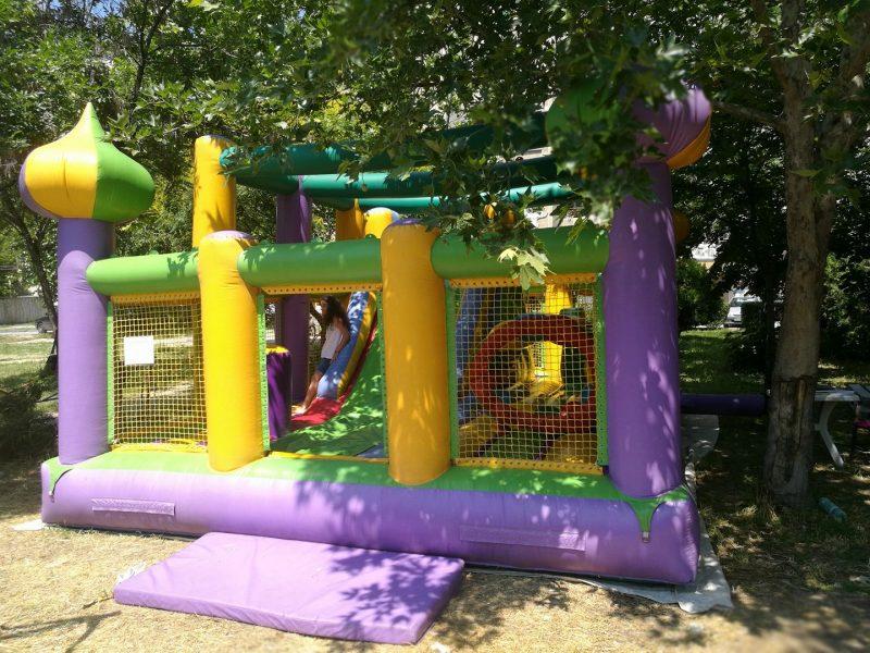 Цяло лято на разположение за дечицата в Пловдив. От парти агенция ПартиМиро и детски център Немо